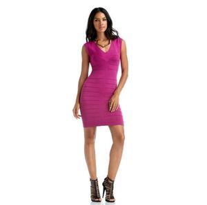 Nicki Minaj Bodycon Bandage Style Sweater Dress